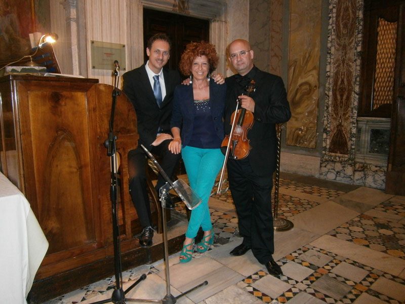 Cantante per Matrimoni a Roma